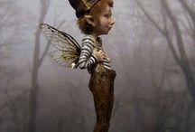 art dolls . . .