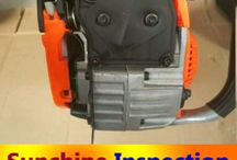 Chainsaw Quality Inspection