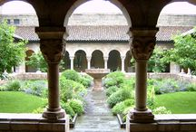 All Cloisters and Cathedrals (and one lonely mosque)  / I have a passion for Cathedrals, every square inch of them. / by Stacey Reynolds