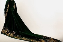 Imperial Russian court costume