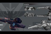 VTOL Fighter