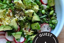 Salads / by Teage Wiseman