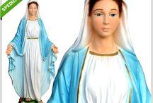 STATUE - La statua della Madonna Miracolosa