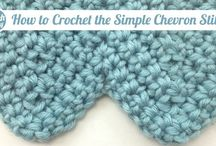 Crochet - Tutorials, Techniques, Tips & Tricks / by Brenda Tigano-Thomas Pacheco