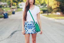 skirts / by Megan Rose