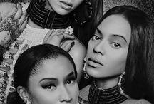 Queens / Nicki, Riri, Bey ✨
