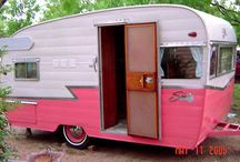 Love me a vintage trailer