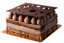 Pâtisserie / Aperçu des pâtisseries confectionnées dans notre atelier Le Lautrec en Auvergne.