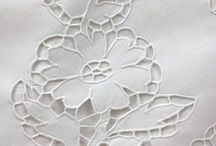 Cutwork embroidery