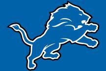 Detroit Lions / by Tish Logan-Buck