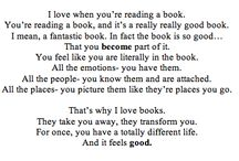 Book Love / Book quotes, articles on reading, and author notes worth recognizing.