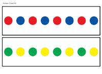 patronen/reeksen