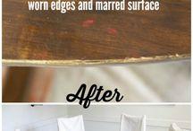 Furniture Painting and Repair
