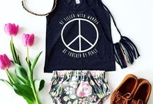 Hippy things