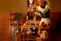 Jack Johnston dolls