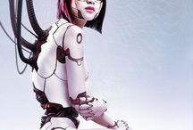 Cyberpunk love