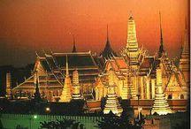 Thailand / The best spots to visit around Thailand