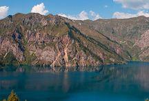 Красота Кыргызстана