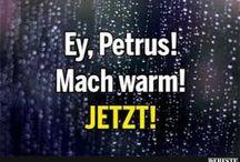 Wetter.....