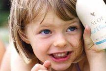 Aloe Vera Gyerekeknek és Kismamáknak / Egészséges gyerekek, boldog szülők.