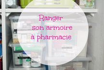 Rangement pharmacie