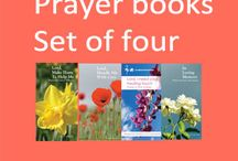 Columban Prayer Books / Prayers for those who mourn, General Prayers, Prayers in times of illness, Prayers for Cancer Sufferers, Children's prayers and Prayers to St Columban