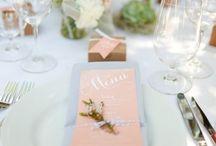 Pink + Rosa Wedding Inspriations / Zauberhaft heiraten in allen Schattierungen von Rosa und Pink ...von verspielt und romantisch bis hin zu edel und elegant!