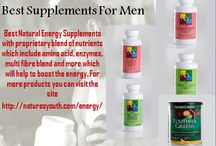 Energy Products
