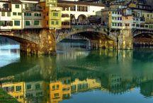 Firenze / Firenze l'è piccina... e vista dal piazzale, la pare una bambina, vestita a carnevale