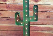 Southwestern Cactus Weddings / Inspiration + Ideas