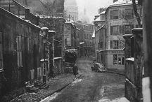 poésie de la neige a Paris
