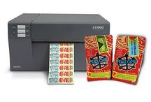 Print your own Coffee & Tea Labels / Save time & money by printing your own color coffee & tea labels!  / by Primera Label
