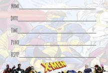X-men party