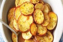 Culinária batatas