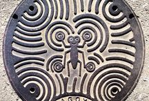 Manhole covers of others / Photos of manhole covers taken by others