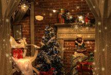 Новый год , Рождество / Наши любимые праздники