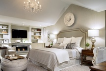 Bedroom Retreat / Inspiration for my future bedroom.