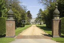 Gates and Landscape