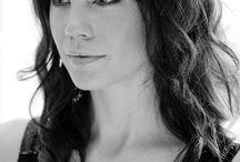 Mariana Klaveno - American actress / Mariana Klaveno photographed at Sunset Marquis Hotel in Los Angeles on august 27, 2008 © ManfredBaumann