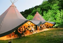 Tenting Trends / Trendy, Cool, Fun, Eclectic Hip Tents for Parties, Leisure, Travel and Kids