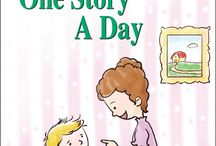 One Story a Day / One Story A Day series contains a total of 365 stories — one for each day of the year — separated into 12 books, each representing one month of the year.   With interesting topics and motivational content, these stories encourage enthusiasm for reading. Thoughtful illustrations reinforce the concepts in the stories, enhancing the child's understanding of the text.