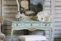 Furniture make-over inspiration