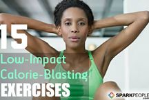 Low Impact Workouts / by Tone and Tighten