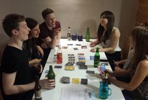 Playtests / Photography of Death Wish playtests