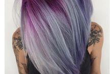 Gefärbte Haare!!!!!!❤️