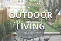 Outdoor Living / Outdoor living ideas from Team Mazzolino.