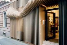 Fibroconcreto Rieder / El Fibroconcreto de Rieder es el material de revestimiento para fachada elegido por los grandes arquitectos del mundo. Es un material que se adapta para hacer realidad cualquier diseño de fachada, por mas caprichoso que éste sea.