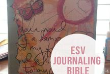 Art {Bible} jOurnaling lOve / by Stephanie Locke