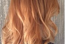 Capelli / Hair style and colour