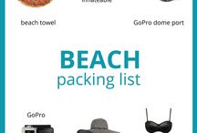 Beach Outfit Packing List | Swimwear, Bikinis + More / My top beach outfit ideas and paradise essentials. Beach packing list with bikinis, swimwear, inflatable, cover ups, sun dresses and beach evening wear. The best of beach fashion for women headed to pool parties boats and tropical destinations.